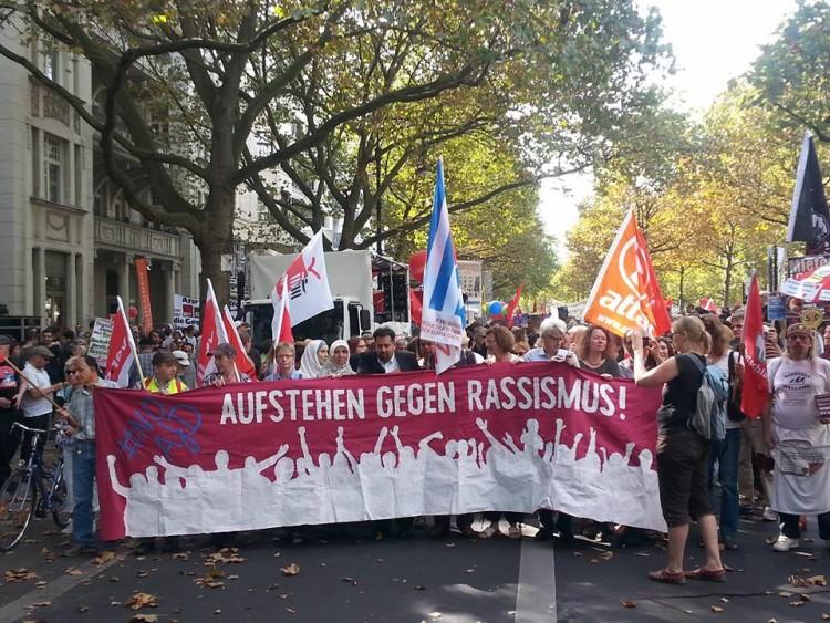 Stoppt den Hass! Stoppt die AfD! Proteste gegen AfD-Demonstration in Berlin angekündigt