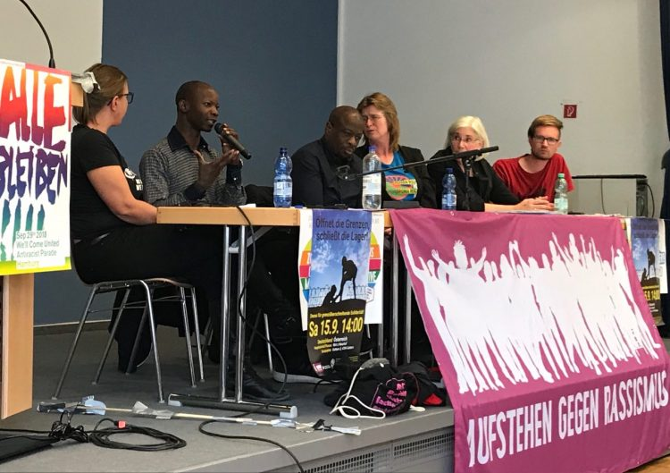 Aktivenkonferenz 29./30. Juni 2019 in Erfurt