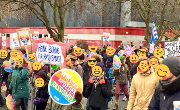 Gegen den AfD-Marsch in Berlin | Stoppt den Hass – Stoppt die AfD