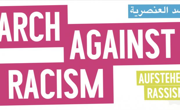 #MarchAgainstRacism – Alle Aktionen am 17. März