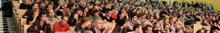 Regionalkonferenzen in Berlin, Frankfurt, Leipzig und München