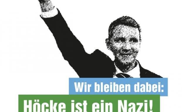 Kein Maulkorb für Antifaschist*innen: Offener Brief zu Beschlagnahme von Plakaten in Frankfurt/ Main