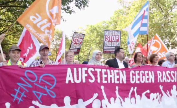 Nach der Bundestagswahl: Jetzt erst recht – Aufstehen gegen Rassismus